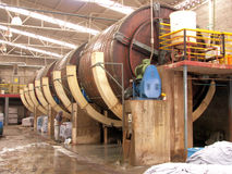 Tannerie photographie stock
