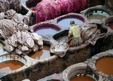 Tanneries, #1 Royalty Free Stock Photos
