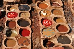 Tanneries Royalty Free Stock Photos