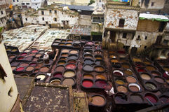 TANNERIES stock photos