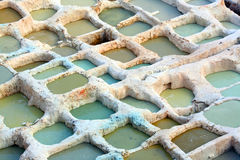 Tanneries Of Fes Royalty Free Stock Image