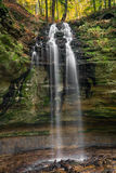 Tannery Falls Stock Images