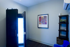 Tanning Room Stock Images