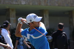 Tano Goya at Andalucia Golf Open, Marbella Stock Images