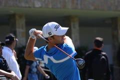 Tano Goya a golf aperto, Marbella di Andalusia Immagini Stock
