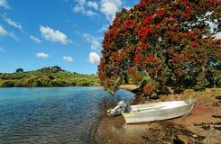 Tanoeiro \ 'praia de s Foto de Stock