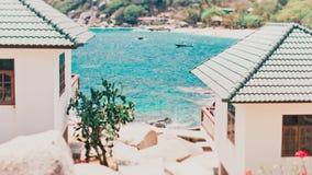 Tanot zatoka Fotografia Royalty Free