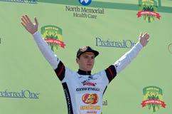 Tanovitchii Wins Best Young Rider Stock Photo