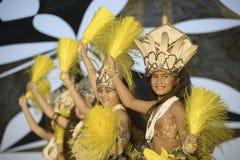 Tanowie Południowe Pacyficzne wyspy Obraz Royalty Free