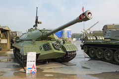 Tanque IS-3 Imagens de Stock Royalty Free