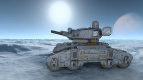 tanque Imagen de archivo