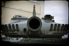 tanque Fotografia de Stock Royalty Free