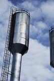 Tanque de água Foto de Stock