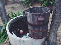 Tanque de água Fotos de Stock