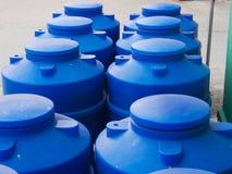 Tanque de armazenamento grande da água Imagem de Stock