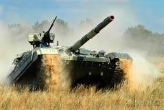 Tanque de batalla principal Fotografía de archivo