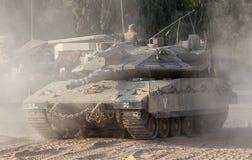 Tanque de batalla principal Imagenes de archivo