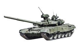 Tanque de batalla principal Rusia aisló Imagenes de archivo