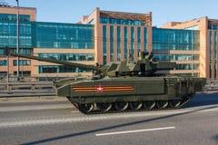Tanque de batalla principal ruso de T14 Armata Imagenes de archivo