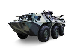 Tanque de exército 1 Fotografia de Stock