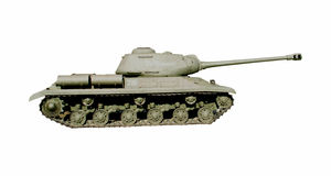 Tanque de exército Fotografia de Stock Royalty Free