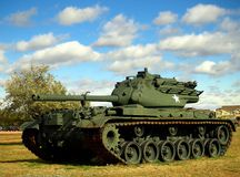 Tanque de exército Imagem de Stock Royalty Free