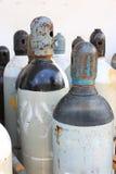 Tanque de gás Imagens de Stock