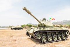 Tanque de M1 Abrams Imagens de Stock