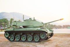 Tanque de M1 Abrams Imagens de Stock Royalty Free