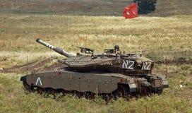 Tanque de Merkava Mk III Imagem de Stock Royalty Free