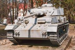 Tanque de Panzer Imagens de Stock
