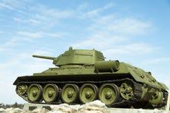 Tanque do russo Imagem de Stock