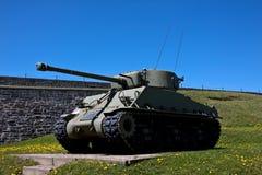 Tanque em Quebeque, Canadá Imagem de Stock