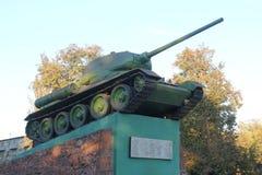 Tanque histórico do monumento Imagem de Stock