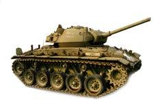 Tanque, M-26 Chaffee Fotografia de Stock Royalty Free
