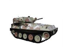 Tanque militar Foto de Stock Royalty Free