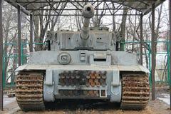 Tanque nazista (retro) Fotos de Stock
