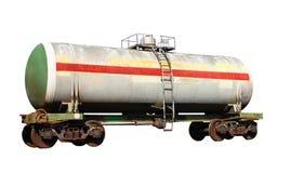 Tanque Railway isolado Imagem de Stock Royalty Free