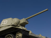 Tanque soviético Imagens de Stock