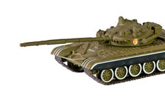 Tanque soviético Fotografia de Stock