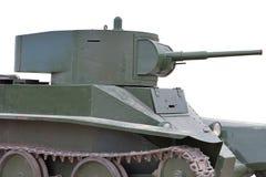 Tanque soviético do período da segunda guerra de mundo Imagem de Stock Royalty Free