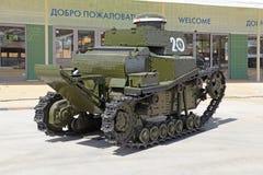 Tanque T-18 Imagem de Stock Royalty Free