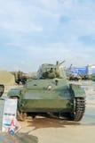Tanque T-26 Imagens de Stock Royalty Free