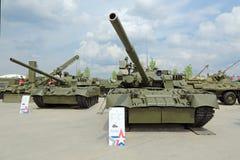 Tanque T-80 Imagens de Stock Royalty Free