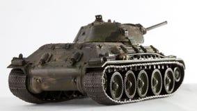 Tanque T34 Fotografia de Stock Royalty Free
