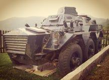 Tanque velho Fotografia de Stock