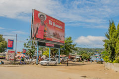 Tansania - Mwanza Lizenzfreie Stockbilder