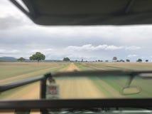 Tansanische Landschaften lizenzfreies stockbild