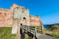 Tantallon Castle Στοκ φωτογραφίες με δικαίωμα ελεύθερης χρήσης