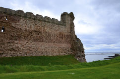 Tantallon Castle Στοκ Εικόνες